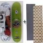 Kit Skate Shape Dgk 8.0 Maple + Lixa Importada Jessup Gringo