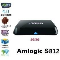 Smart Tv Box M8s Amlogic S812 Quad Core Android 4.4.2 3 O