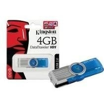 Pen Drive Kingston 4gb Dt101g2 Usb 2.0