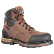 Rocky Elements Wood Steel Toe Puncture Resistant