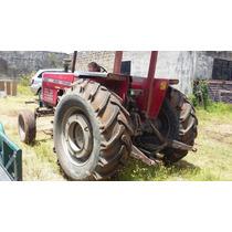 Tractor Agricola Masey Ferguson 392 Turbo Llantas Nuevas