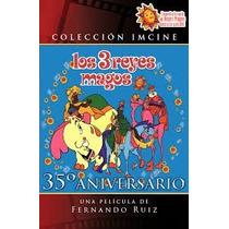 Los 3 Reyes Magos Dvd 1974 La 1er Pelicula Animada Mexicana