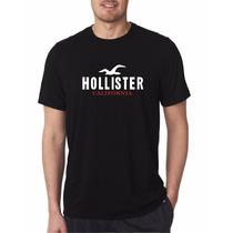 Camiseta, Camisa Hollister California Personalizada