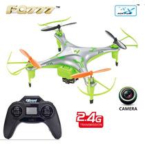 Drone Airfun Af915 Camera Filma Tira Foto Melhor Q Hubsan X4