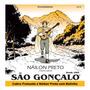 Encordoamento Para Violão São Gonçalo 154 - Nylon, Preto