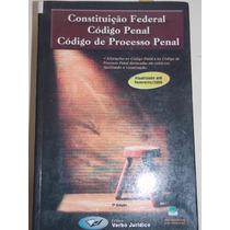 Código Penal/ Código Processo Penal / Constituição Federal