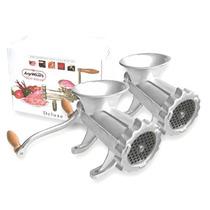 Maquina Picar Picadora Carne Manual Fundicion Metalica Nº 32