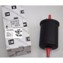 Filtro Combustível Peugeot 206 207 307 308 407 408 Original