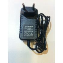 Fonte Carregador Tablet Roteador Câmera De Segurança 5v 2a