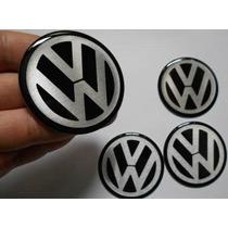 Emblemas Resinado ( Volks )48mm P/ Calotas E Rodas Esportiva