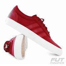 Tênis Adidas Adiease Vermelho - Futfanatics