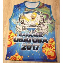 Abadá Carnaval 2017, Sublimação Total, Abada De Qualidade!