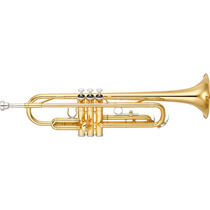 Trompete Yamaha Ytr-2330 Bb | Laqueado Ouro | Nfe | Garantia