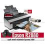 Epson Stylus Pro 2880 A3 * Com Bulk E Tintas *