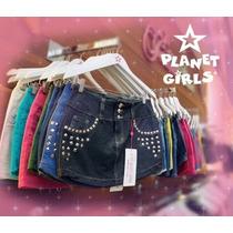 Mini Saia Planet Girls Power Confort Color Premium Tam 46