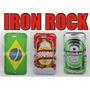 Capa Case Nextel Iron Rock Xt626 Tematicas + Pelicula Gratis