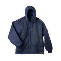Campera Impermeable Color Azul- Verde- Negro