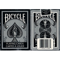 Cartas Naipes Bicycle Silver - Ed Limitada