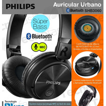 Auriculares Bluetooth Philips Shb 3060 Vincha Extra Bass