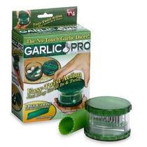 Triturador Alho Manual Profissional Legumes Chef Garlic Pro