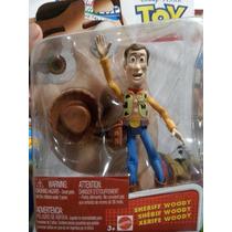 Juguetiness: Woody Sheriff Woody Figura De 4 Pulgadas
