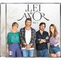 A Lei Do Amor Vol. 1 - Trilha Sonora Da Novela - Cd Original