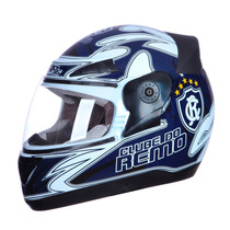 Capacete Time Clube Do Remo Pro Tork 788 3g Oficial + Brinde