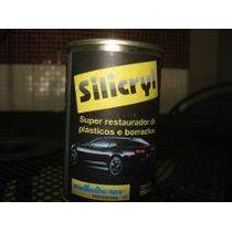 Silicryl - Pneu Pretinho 30 Dias! Nao Sai Na Agua!