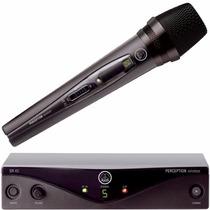 Microfone Sem Fio Akg Perception Pw 45 Vocal - Kadu Som