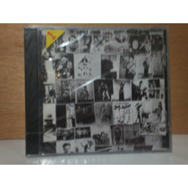 The Rolling Stones. Exile On Main St. Cd.