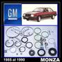 Monza 1985- 90 Kit Cajetín Dirección Hid Original Chevrolet