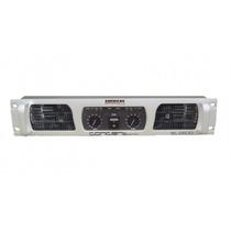 Amplificador De Potencia American Pro Concert C2600 1300w X2