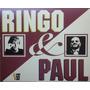 2 Vhs Ringo Starr Recital Y Paul Mccartney Su Música Y Vida