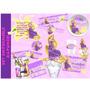 Kit Imprimible Rapunzel De Enredados Morado
