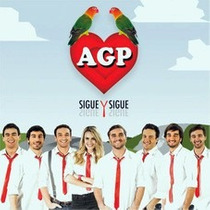 Agapornis - Sigue Y Sigue S