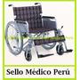 Silla De Ruedas De Aluminio Llantas Inflables, Desmontable