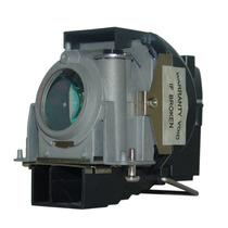 Lámpara Con Carcasa Para Nec Np-50g / Np50g Proyector