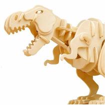 Quebra-cabeça 3d Biting T-rex