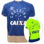 Camisa Cruzeiro Umbro Goleiro Fábio Oficial 3e05000 Original