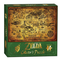Rompecabezas The Legend Of Zelda Collector Puzzle 550 Pzas
