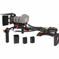 Vidpro Rig Para Cámara Dslr Con Enfoque Y Zoom Motorizado