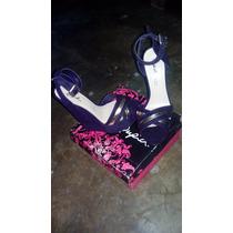 Zapatos De Plataforma Qupid