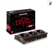 Placa De Vídeo Amd Powercolor Rx 480 8gb Pci-express 3.0