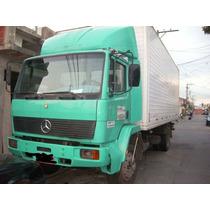 Caminhão Mb 1214 98 - Toco