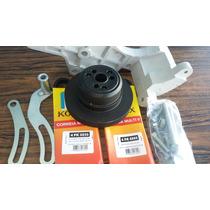 Kit Suporte Do Compressor Sandem Sd7b10 Palio Fire