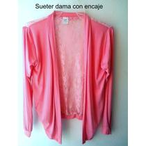 Sweaters Sueter Dama Invierno Ropa Moda Mayoreo
