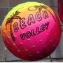 Balón Playero Neón Piñateria Hora Loca Fiestas Sorpresas