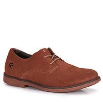 Sapato Casual Masculino Kildare Pp Stuttgart - Castanho