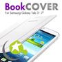 Funda Book Cover Protector Samsung Galaxy Tab 3 7 Original