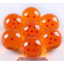 Esferas Do Dragão - Kit C/ 7 Tamanho Real 7cm Leia O Anúncio
